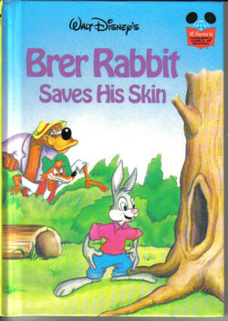 Brer rabbit saves his skin