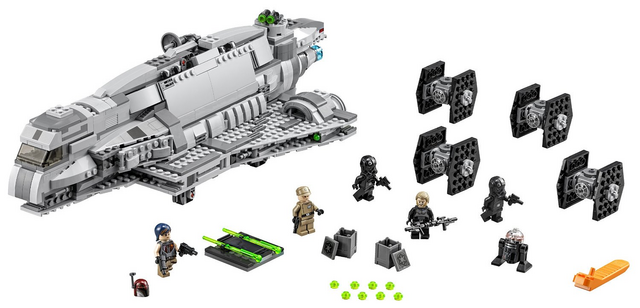 File:LEGO Imperial Freighter.png
