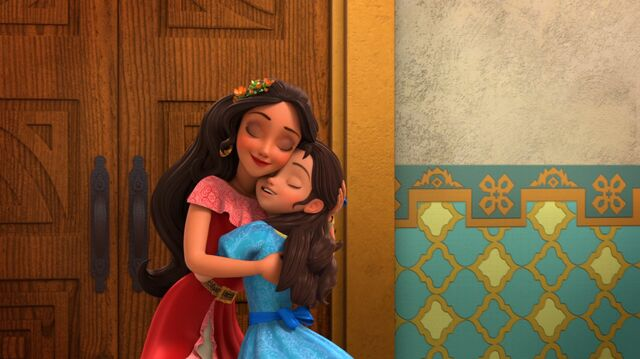 File:Elana and Isabel hugging.jpg