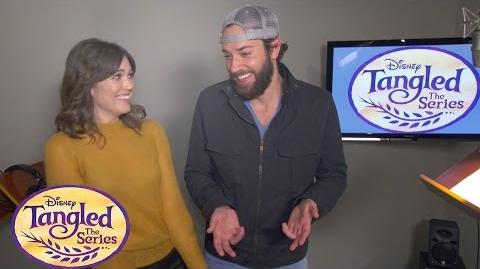 Mandy Moore & Zachary Levi Teaser - Tangled The Series