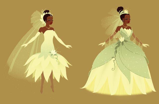 File:Tiana's Dresses Concept Art.jpg