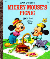 LGB-MickeyMouse'sPicnic-Cover-1965