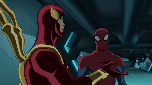File:Amadeus Cho with Spider-Man USMWW.png