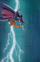 Darkwing Duck Issue 1E textless