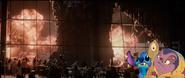 Godzilla Invades Lilo and Stitch