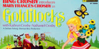Bing Crosby Introduces Mary Frances Crosby as Goldilocks