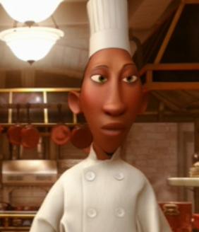 Ratatouile Chef Gusteau S Kitchen