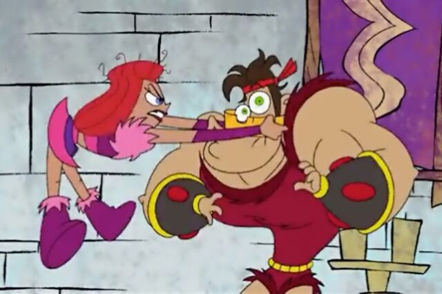 File:Candy smashes Dave with her crown.jpg