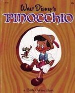 Pinocchio LGB front cover