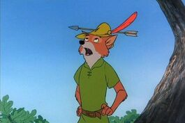 Robin Hood character