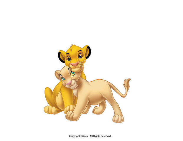 File:Simba and Nala Art.jpeg
