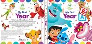 Disney Baby My First Year Book