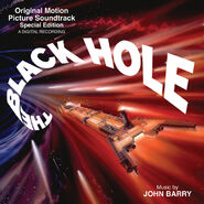 The Black Hole Soundtrack
