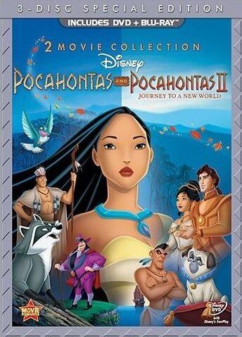 File:Pocahontas DVD and Blu-ray.jpg