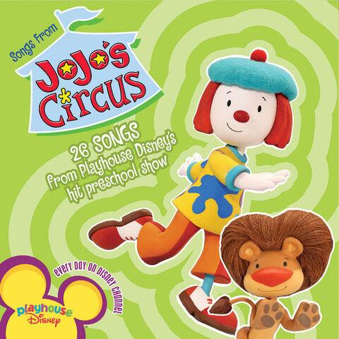 File:Songs from Jojo's Circus.jpg