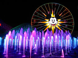 World of Color at DCA