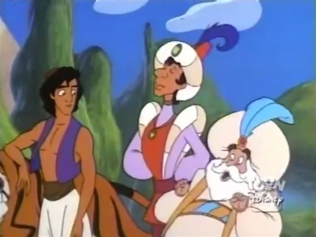File:Aladdin, the Sultan and Prince Wazoo - Do the Rat Thing.png