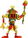 17-Witch Doctor