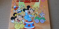 Disney Babies at the Big Circus