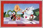 Jaymar jigsaw puzzle game - white rabbit 640