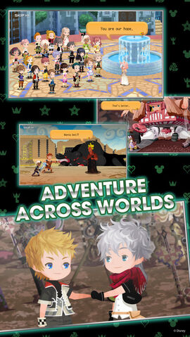 File:Kingdom Hearts Union χ - Screenshot 1.jpeg