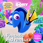 Finding Dory Book - A Fin-Tastic Adventure