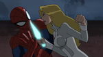Spider-Man and Dagger USWW 1