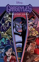 Cinestory Gargoyles Cover