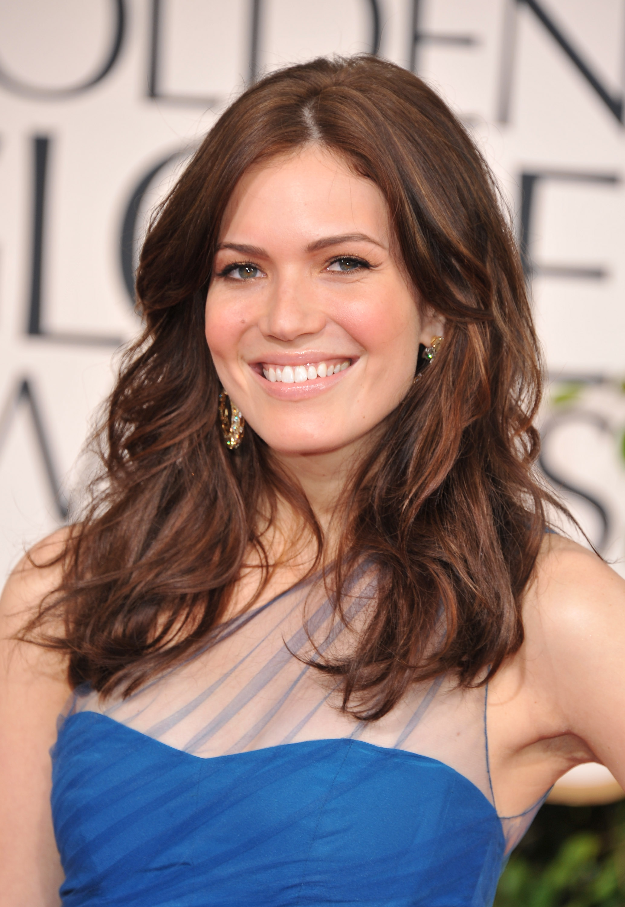 Tips: Mandy Moore 2018 chic peinado de actriz interesante