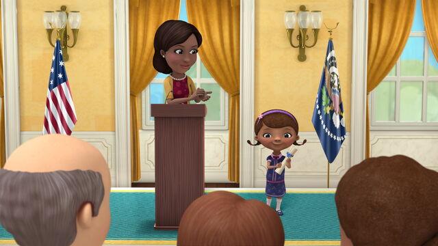 File:Michelle Obama Doc McStuffins.jpg