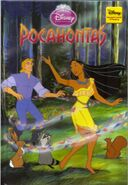 Pocahontas wonderful world of reading hachette