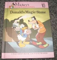 Donald's Magic Stone