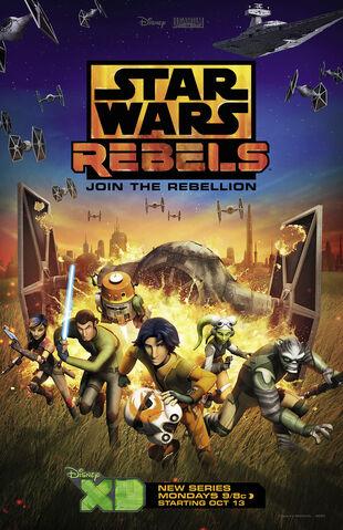 File:Star Wars Rebels - Spark of Rebellion Poster.jpg