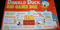 Donald Duck's Big Game Box