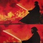 Kylo Ren Fire