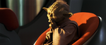 Yoda in episode I