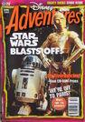 Disney Adventures Magazine australian cover April 1997 Star Wars