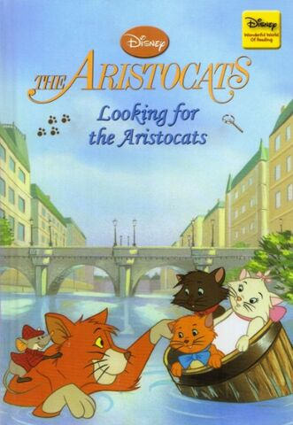 File:Looking for the aristocats wonderful world of reading hachette.jpg
