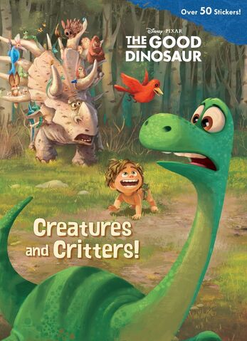 File:The Good Dinosaur Creature and Critters!.jpg