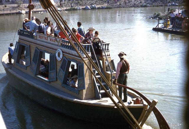 File:Mike Fink Keel Boats at Magic Kingdom.jpg