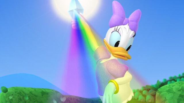 File:Daisy rainbow blasting.jpg