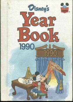 Disneys year book 1990