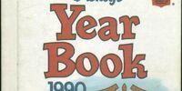 Disney's Year Book 1990