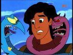 Aladdin with Pain&Panic-Hercules and the Arabian Night