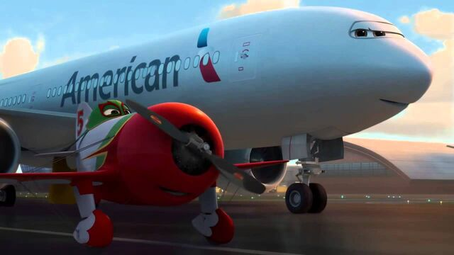 File:American airlines planes commercial.jpg