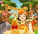 DMW2 - Winnie the Pooh's World