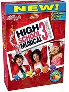 Kellogg's high school musical 3