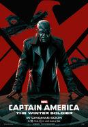 Red S.H.I.E.L.D. CATWSart