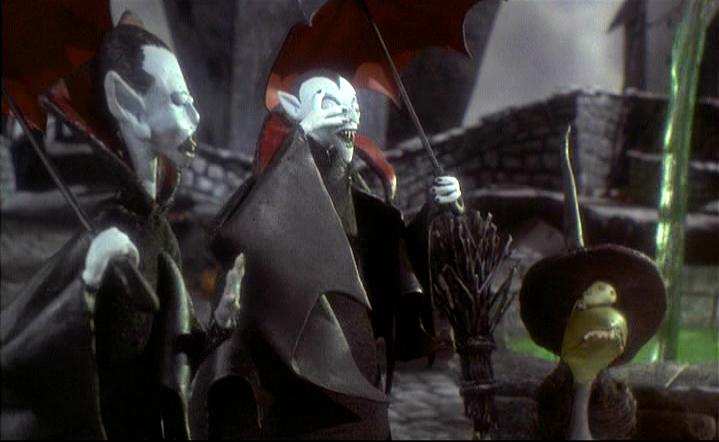 Image - Vampire Nightmare Before Christmas.jpg | Disney Wiki ...