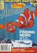Disney Adventure Nemo